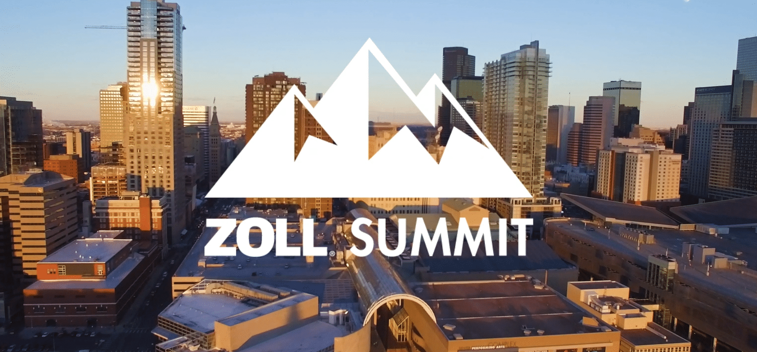 Our Content Strategy was based on the agenda for ZOLL's largest educational event.