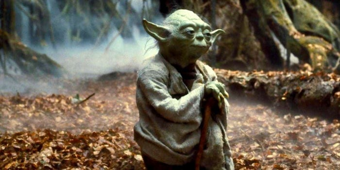 Yoda knows the power of FOMO in marketing